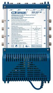 Spaun Multiswitch
