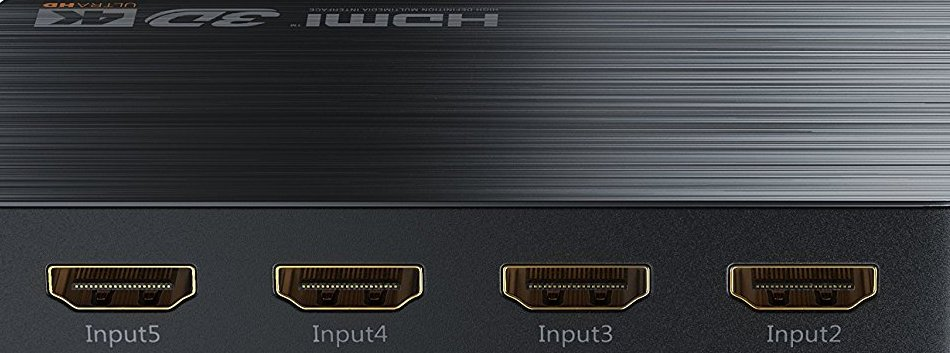 HDMI Switches und Splitter