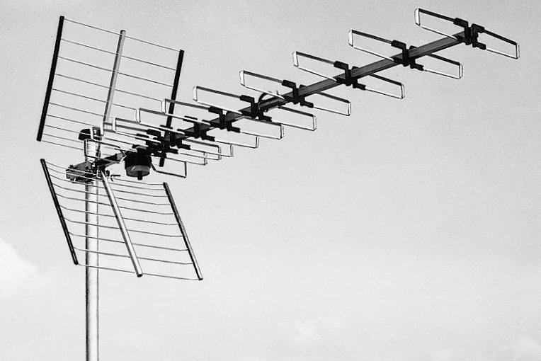 DVB-T2 Dachantenne von Kathrein