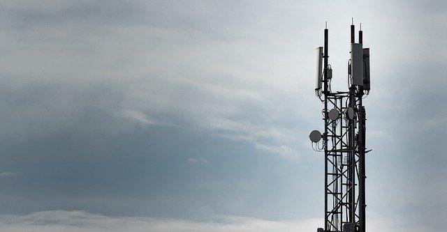 LTE Mast